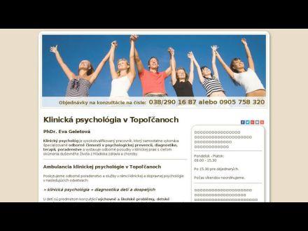 www.klinicky-psycholog.sk