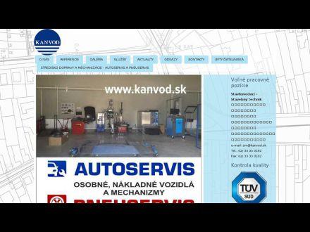 www.kanvod.sk