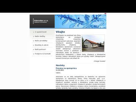 www.intercalex.sk