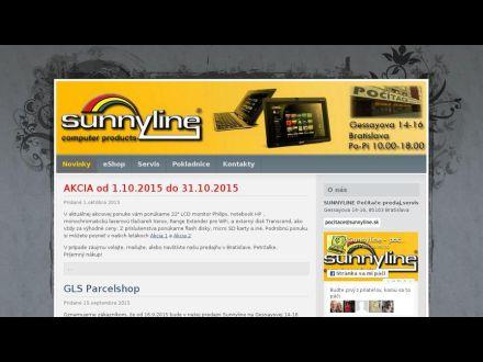 www.sunnyline.sk