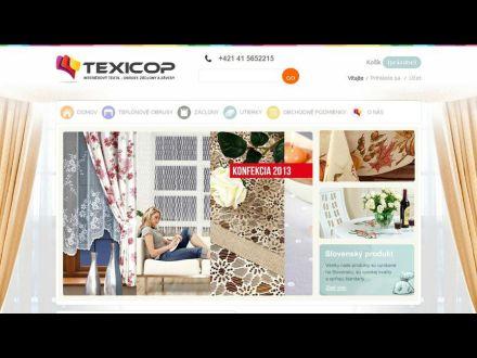www.texicop.sk