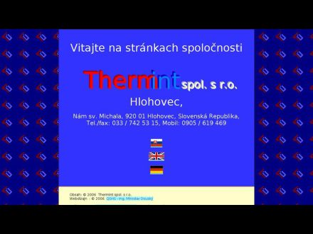 www.thermint.sk