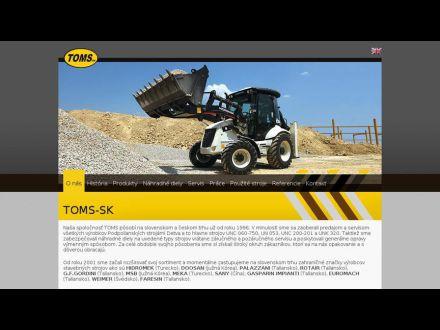www.toms-sk.sk