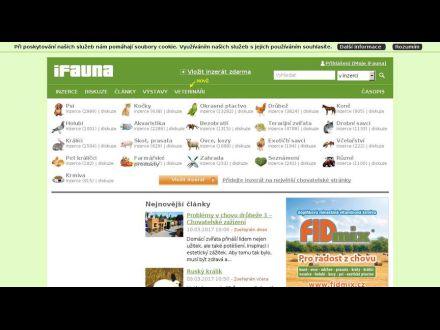 www.ifauna.cz