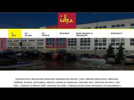 www.ocidea.sk