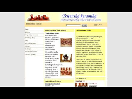 www.trstenskakeramika.sk