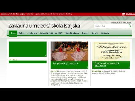 www.umelecka-skola.sk