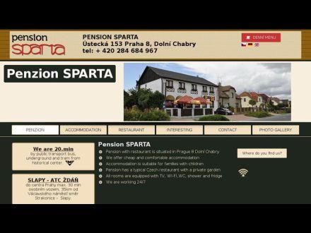 www.pension-sparta.cz