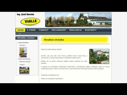 www.vialle.sk