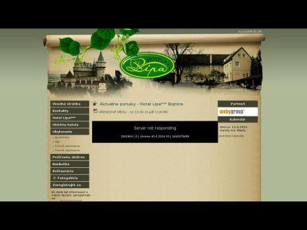 www.hotel-lipa-bojnice.sk