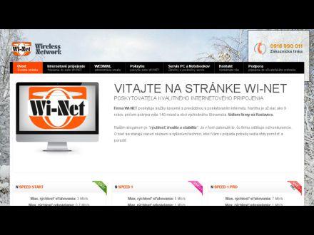 www.wi-net.sk