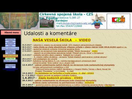 www.zsjiraskovabj.edu.sk