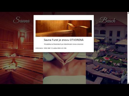 www.sauna-furst.sk