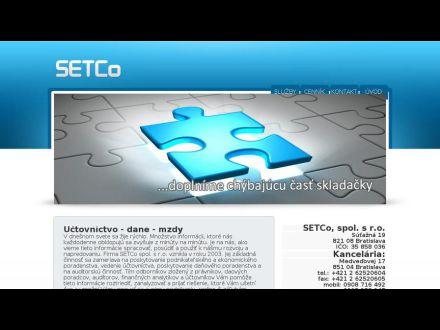 www.setco.sk