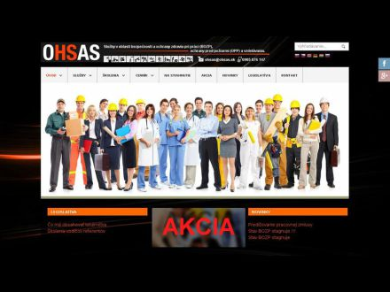 www.ohsas.sk