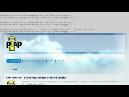 www.papservice.sk