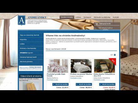 www.andreanskysk.sk