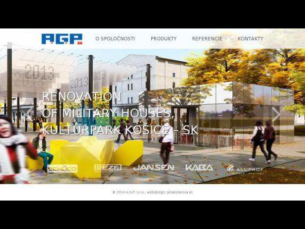 www.agp.sk