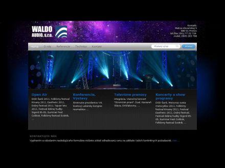 www.waldo.sk