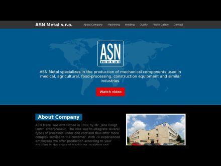 www.asnmetal.sk