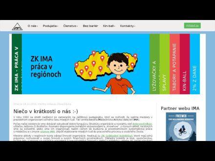 www.ima.sk