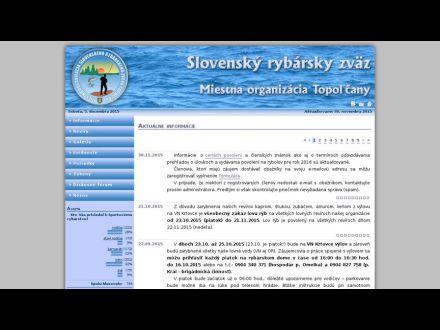 www.srztopolcany.sk