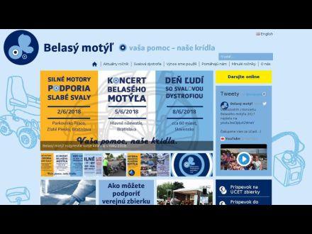 www.belasymotyl.sk
