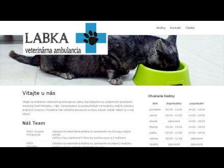 www.veterina-labka.sk