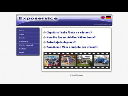 www.exposervice.sk