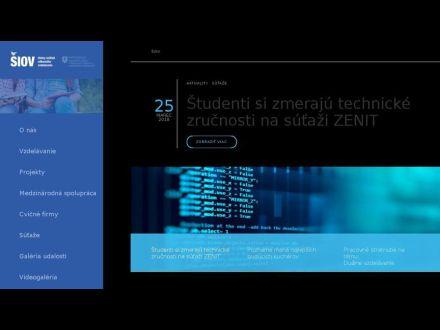 www.siov.sk