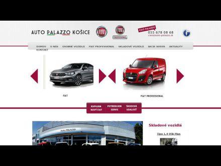 www.auto-palazzo.sk