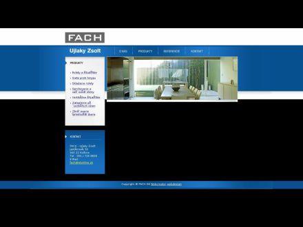 www.fach.sk