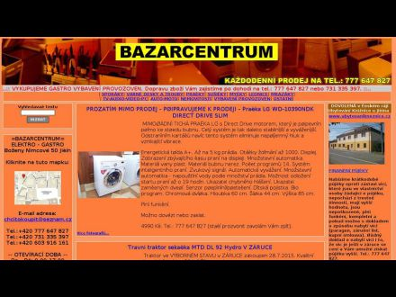 www.bazarcentrum.cz