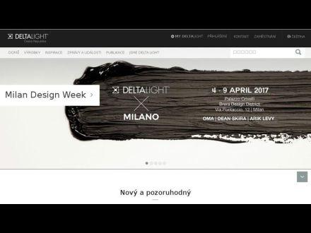 www.deltalight.cz