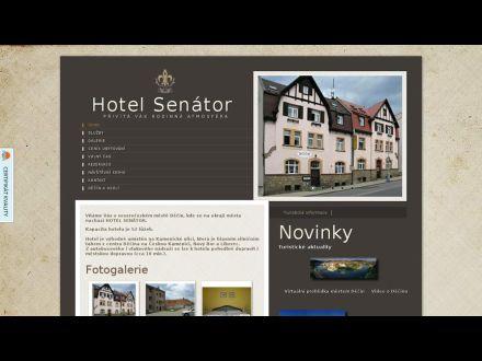 www.hotelsenator.cz