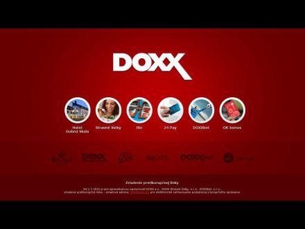 www.doxx.sk