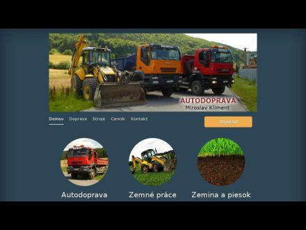 www.miroslavkliment.sk