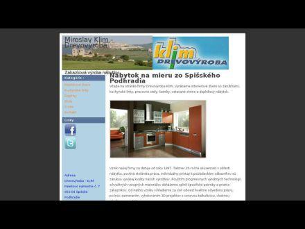 www.klimm.sk