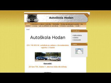 www.autoskolahodan.cz