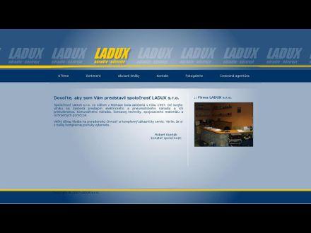 www.ladux.sk
