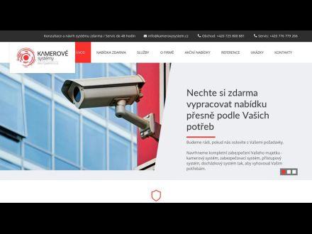 www.kamerovysystem.cz