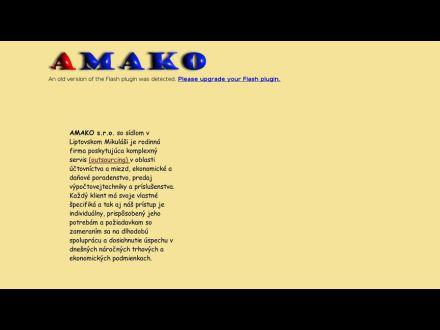 www.amako.sk