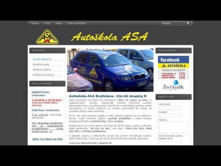 www.autoskola-asa.sk/