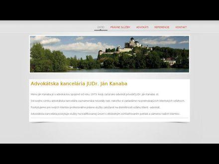 www.jankanaba.sk