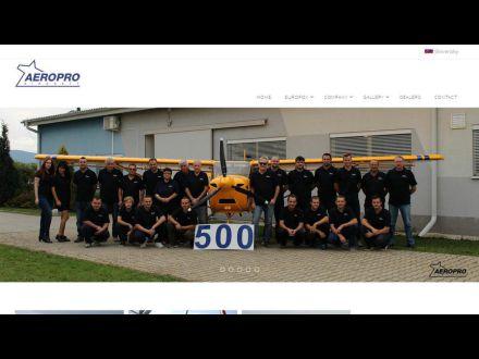 www.aeropro.sk