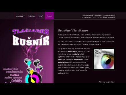www.kusnir.sk