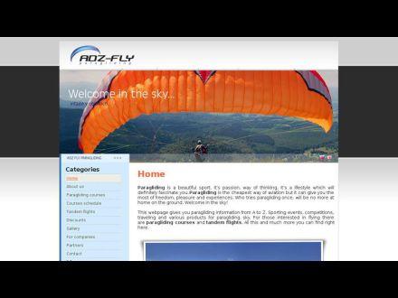 www.adzflyparagliding.com