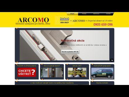 www.arcomo.sk