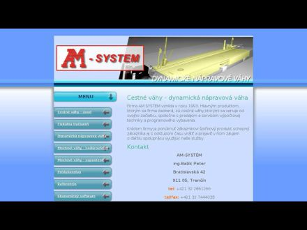 www.amsystem.sk