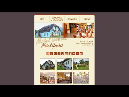 www.motelgombas.sk